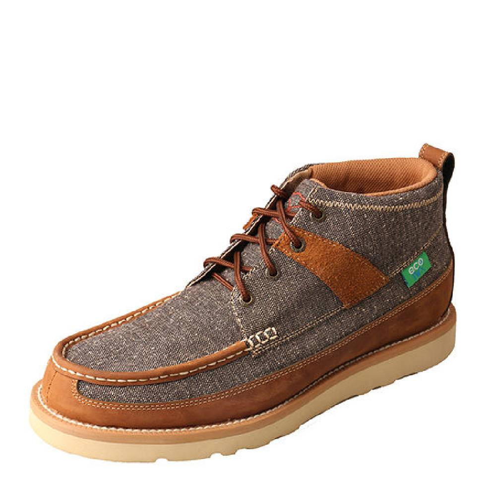 Twisted X Men's ECO TWX Lace Up Driving Moc