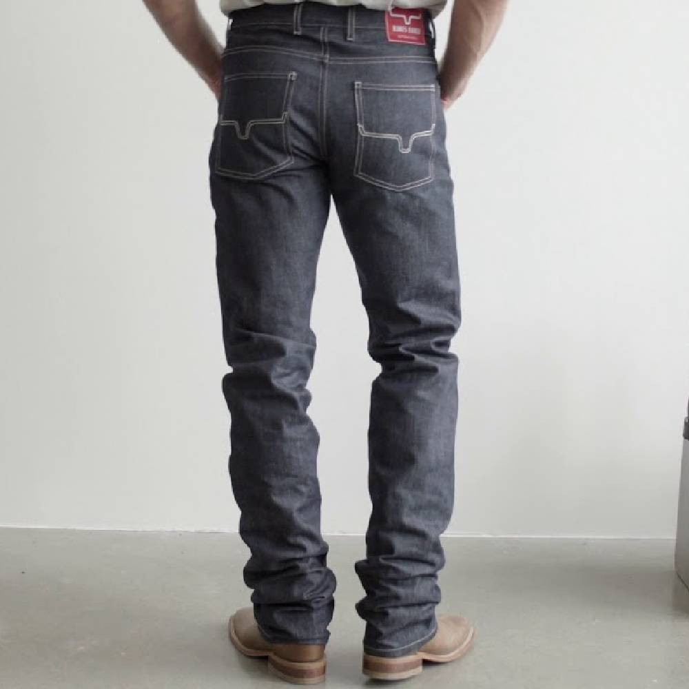 Kimes Ranch Raw James Jean MEN - Clothing - Jeans KIMES RANCH Teskeys