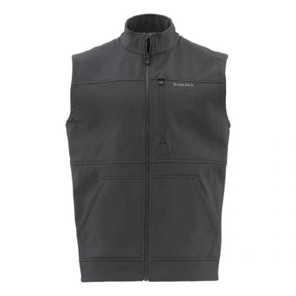 Simms Rogue Fleece Vest MEN - Clothing - Outerwear - Vests SIMMS FISHING Teskeys