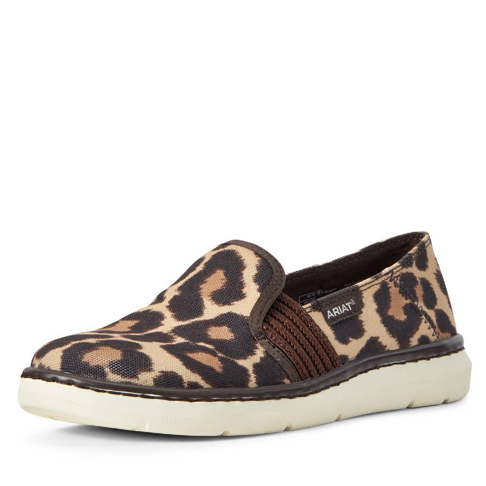 Ariat Ryder Leopard Cruiser WOMEN - Footwear - Casuals Ariat Footwear Teskeys