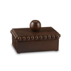 Decorative Iron Box HOME & GIFTS - Home Decor - Decorative Accents Mud Pie Teskeys