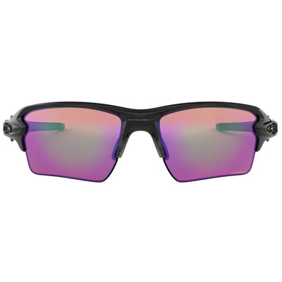 Oakley Flak 2.0 XL Polished Black w/Prizm Golf Injected Sunglasses ACCESSORIES - Additional Accessories - Sunglasses OAKLEY SALES CORP Teskeys