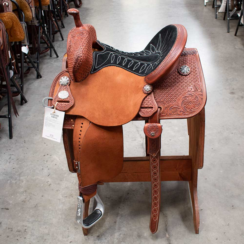 "13.5"" MARTIN BARREL SADDLE"