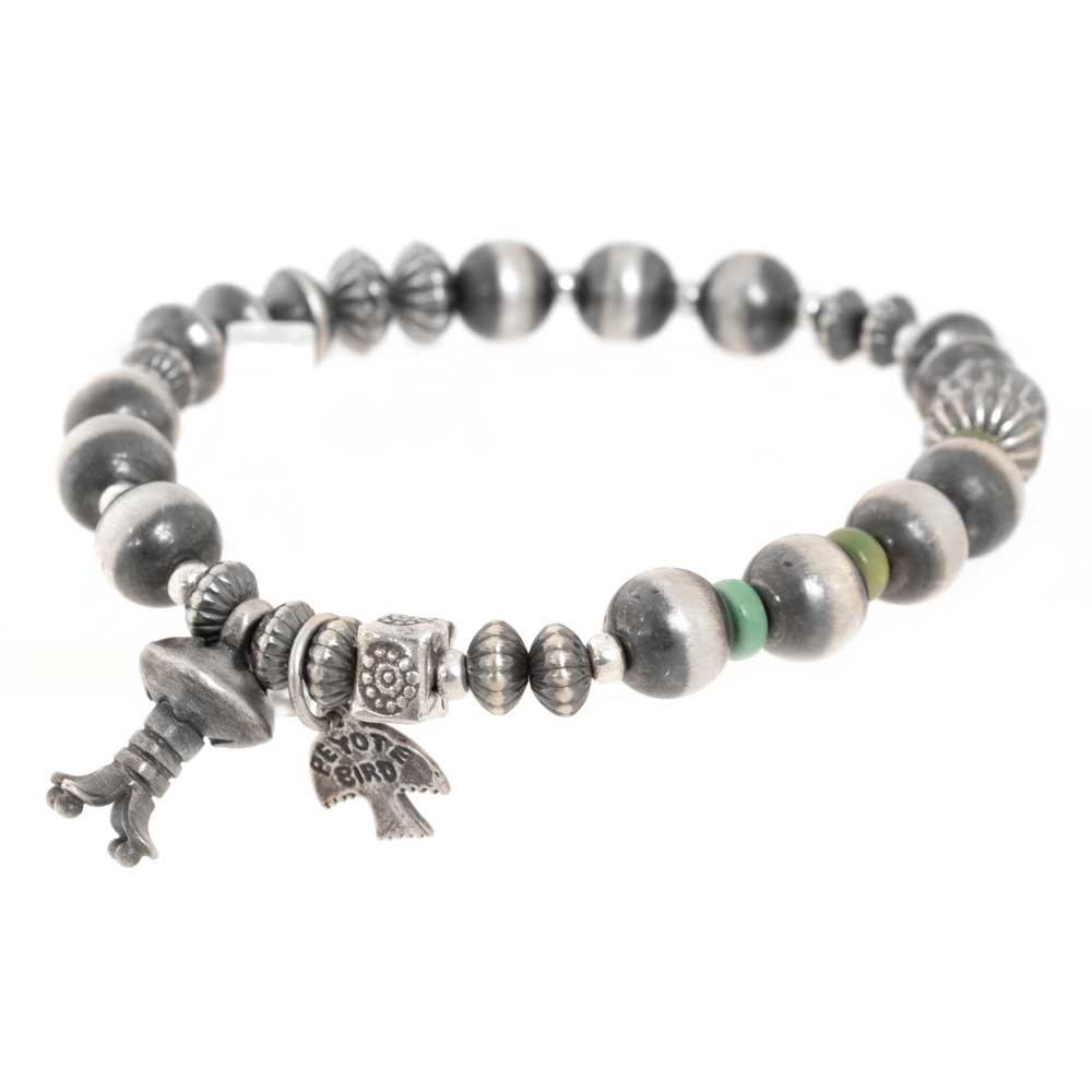 Desert Stretch Bracelet WOMEN - Accessories - Jewelry - Bracelets PEYOTE BIRD DESIGNS Teskeys