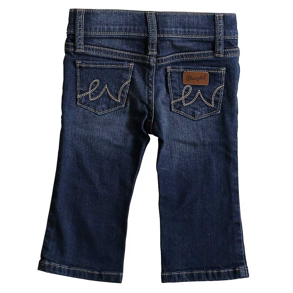Wrangler Baby Girl Western 5 Pocket Jeans KIDS - Girls - Clothing - Jeans WRANGLER Teskeys