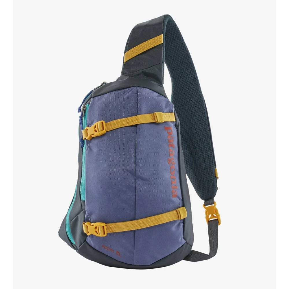 Patagonia Atom Sling 8L - Smolder Blue ACCESSORIES - Luggage & Travel - Backpacks & Belt Bags Patagonia Teskeys