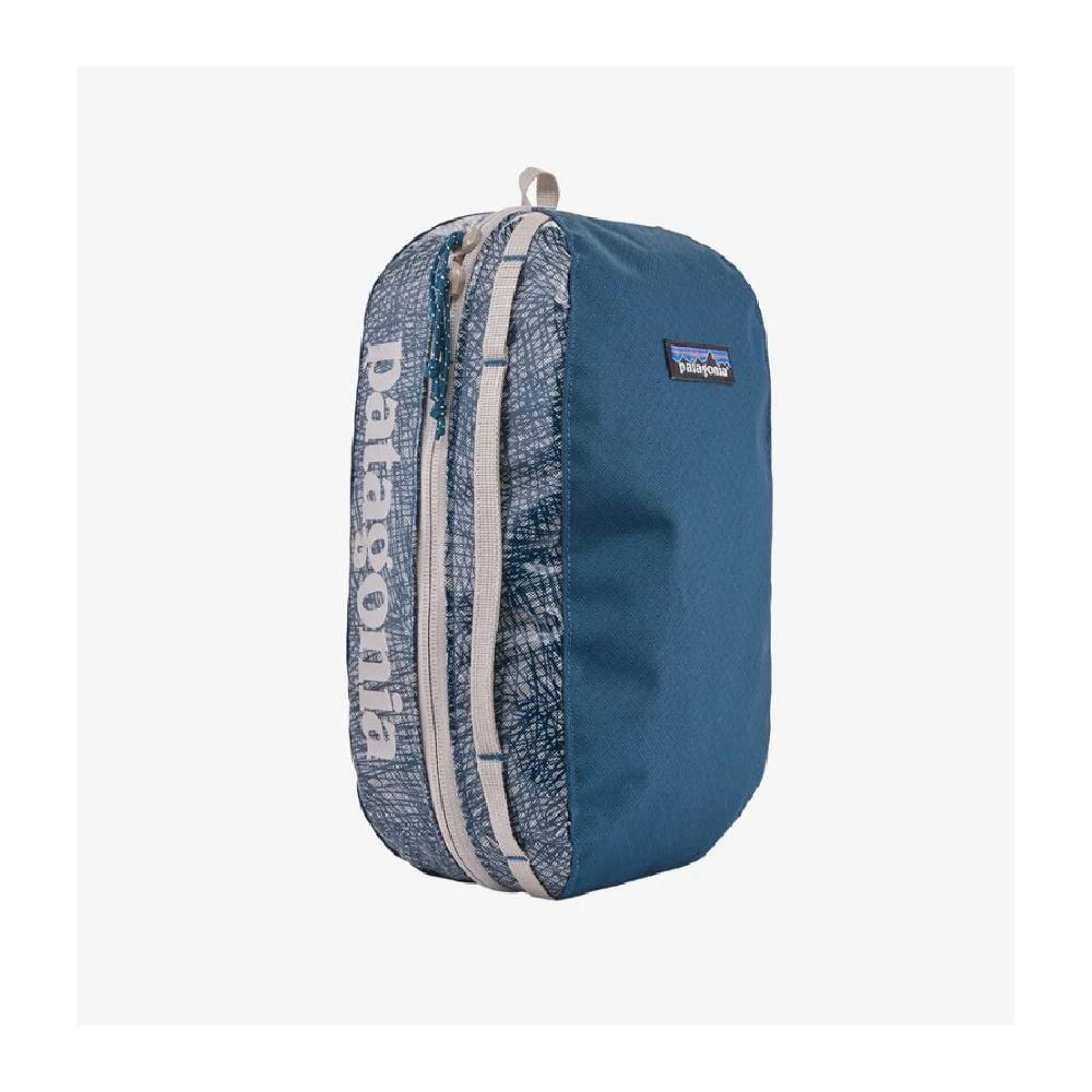 Patagonia Medium Black Hole Cube - Crater Blue ACCESSORIES - Luggage & Travel - Shave Kits Patagonia Teskeys
