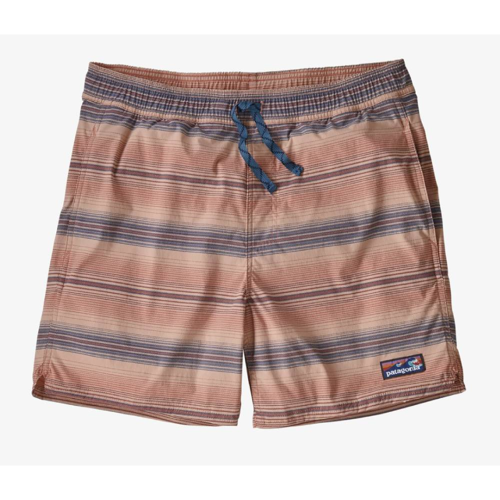 "Patagonia Men's Stretch Wavefarer® Volley Shorts - 16"" - Mellow Melon MEN - Clothing - Surf & Swimwear Patagonia Teskeys"