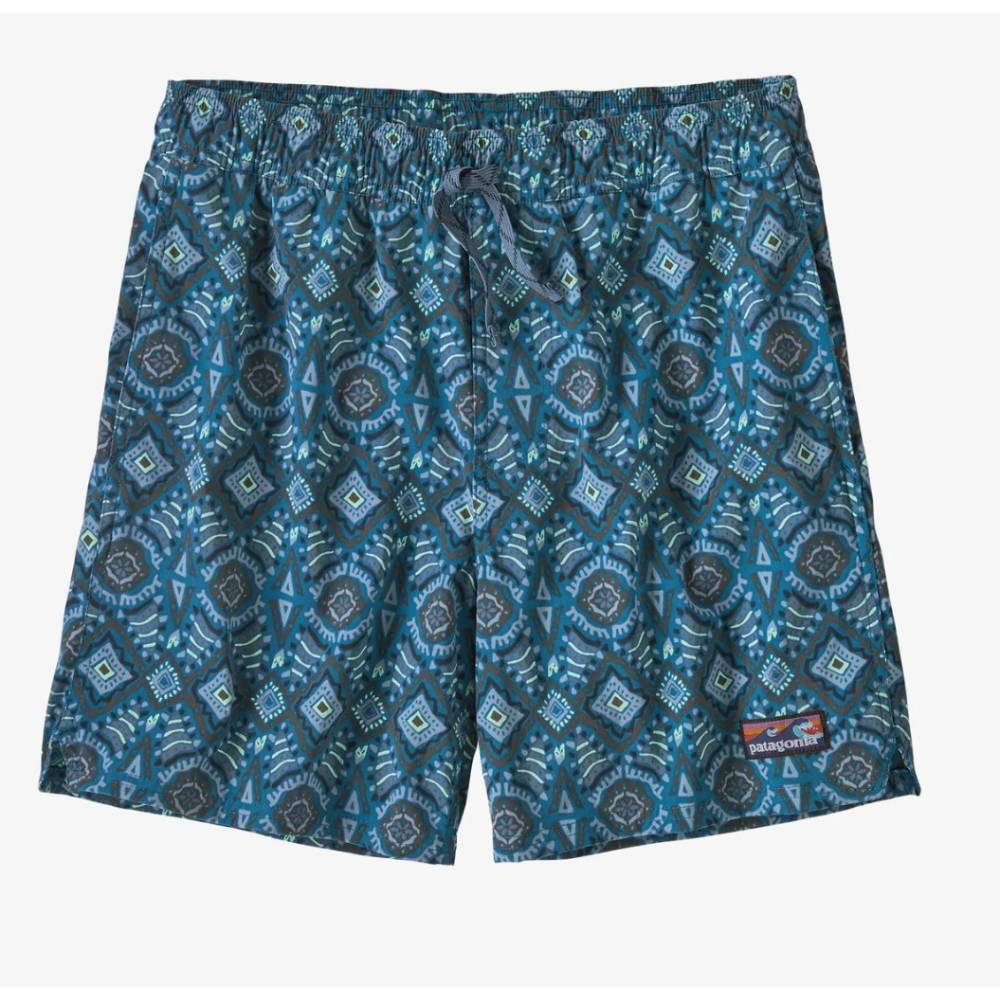 "Patagonia Men's Stretch Wavefarer Volley Shorts - 16"" - Seaport MEN - Clothing - Surf & Swimwear Patagonia Teskeys"
