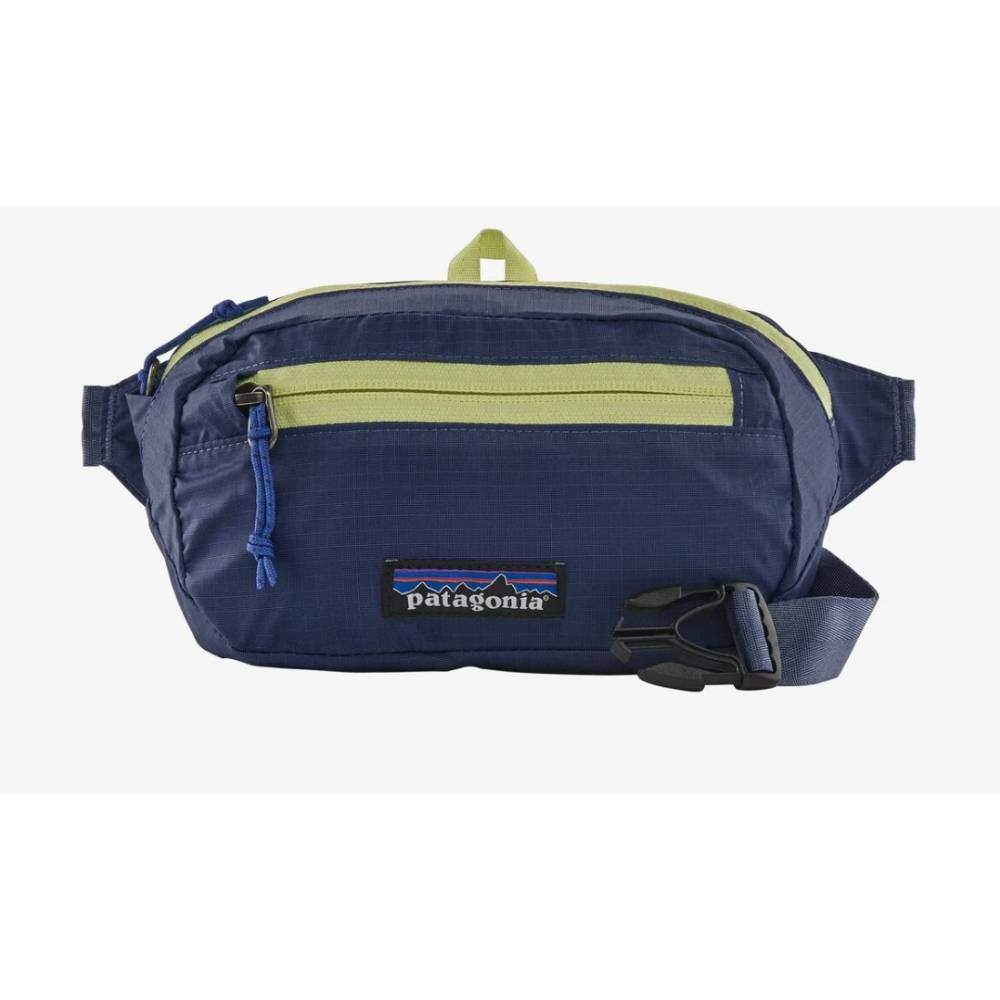 Patagonia Ultralight Black Hole Mini Hip Pack 1L - Current Blue ACCESSORIES - Luggage & Travel - Backpacks & Belt Bags Patagonia Teskeys