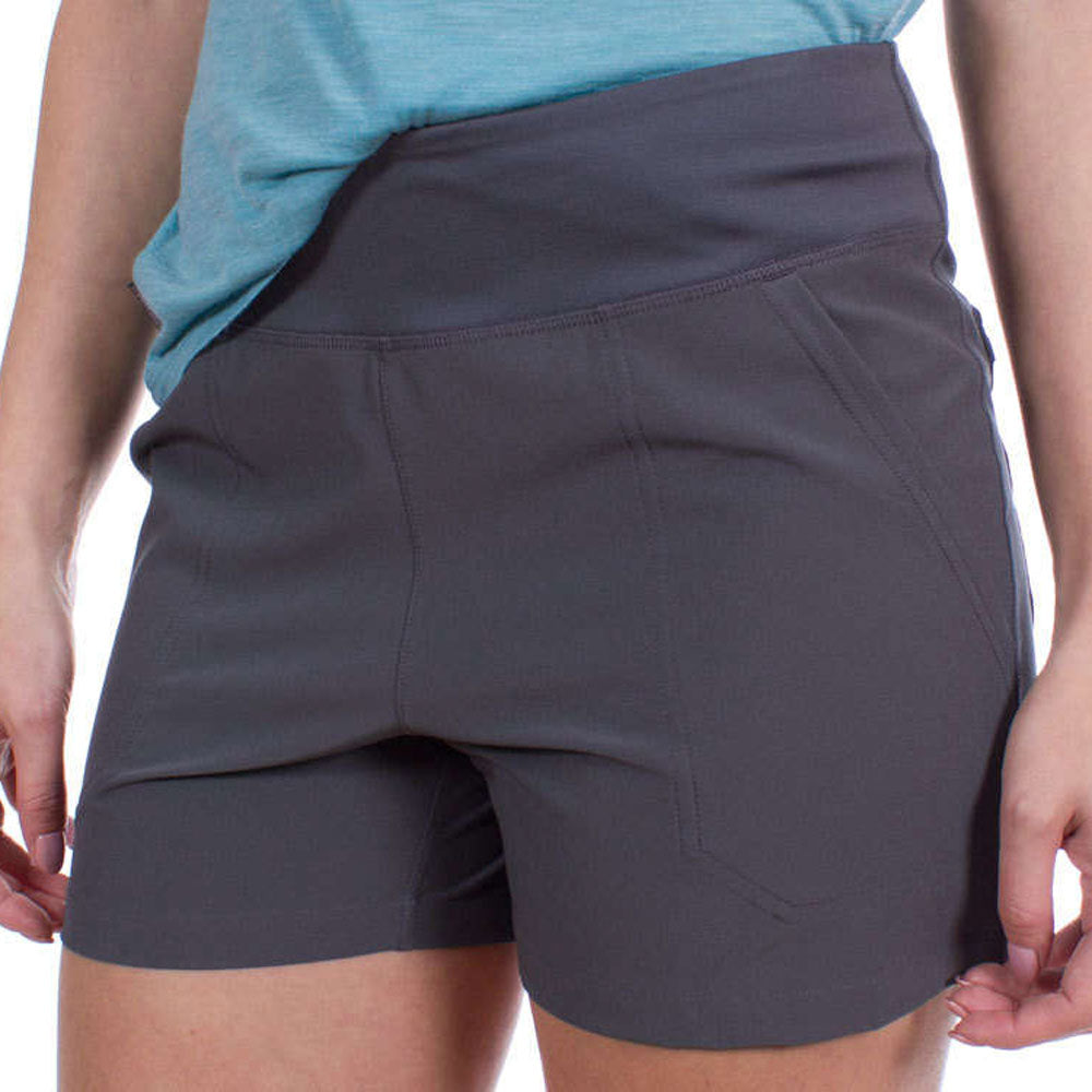 Patagonia Women's Happy Hike Shorts - 4 in. WOMEN - Clothing - Shorts PATAGONIA Teskeys