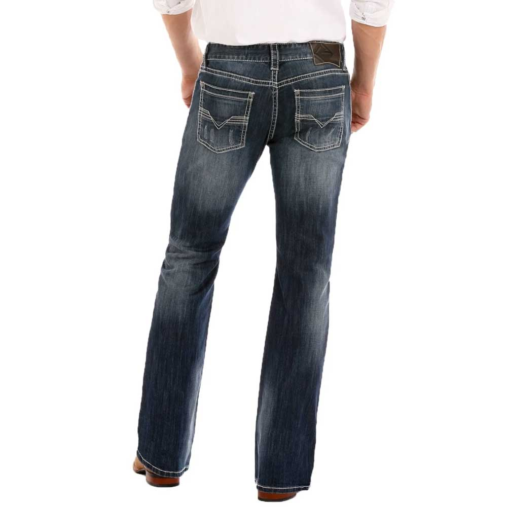Rock & Roll Pistol Straight Leg Reflex Jean MEN - Clothing - Jeans PANHANDLE SLIM Teskeys