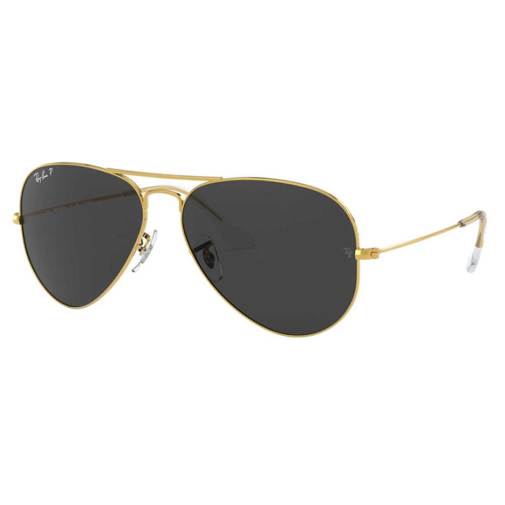 RayBan Aviator Classic Black Gradient Sunglasses ACCESSORIES - Additional Accessories - Sunglasses RAYBAN Teskeys