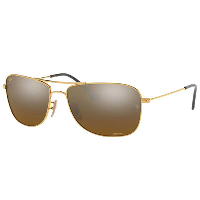 RB3543 Rayban Chromance Polarized Sunglasses ACCESSORIES - Additional Accessories - Sunglasses RAYBAN Teskeys