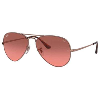 Ray-Ban Washed Evolve Lens Sunglasses ACCESSORIES - Additional Accessories - Sunglasses RAYBAN Teskeys