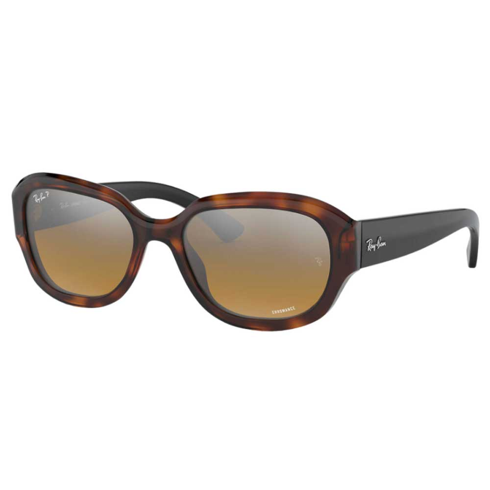 Ray-Ban Tortoise Chromance Polarized Sunglasses ACCESSORIES - Additional Accessories - Sunglasses RAYBAN Teskeys
