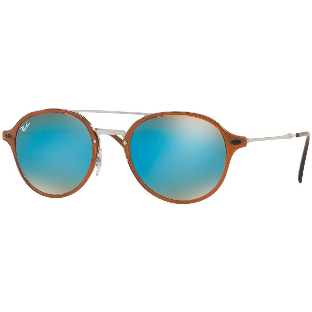 Ray-Ban Rounded Gradient Lens Sunglasses ACCESSORIES - Additional Accessories - Sunglasses RAYBAN Teskeys