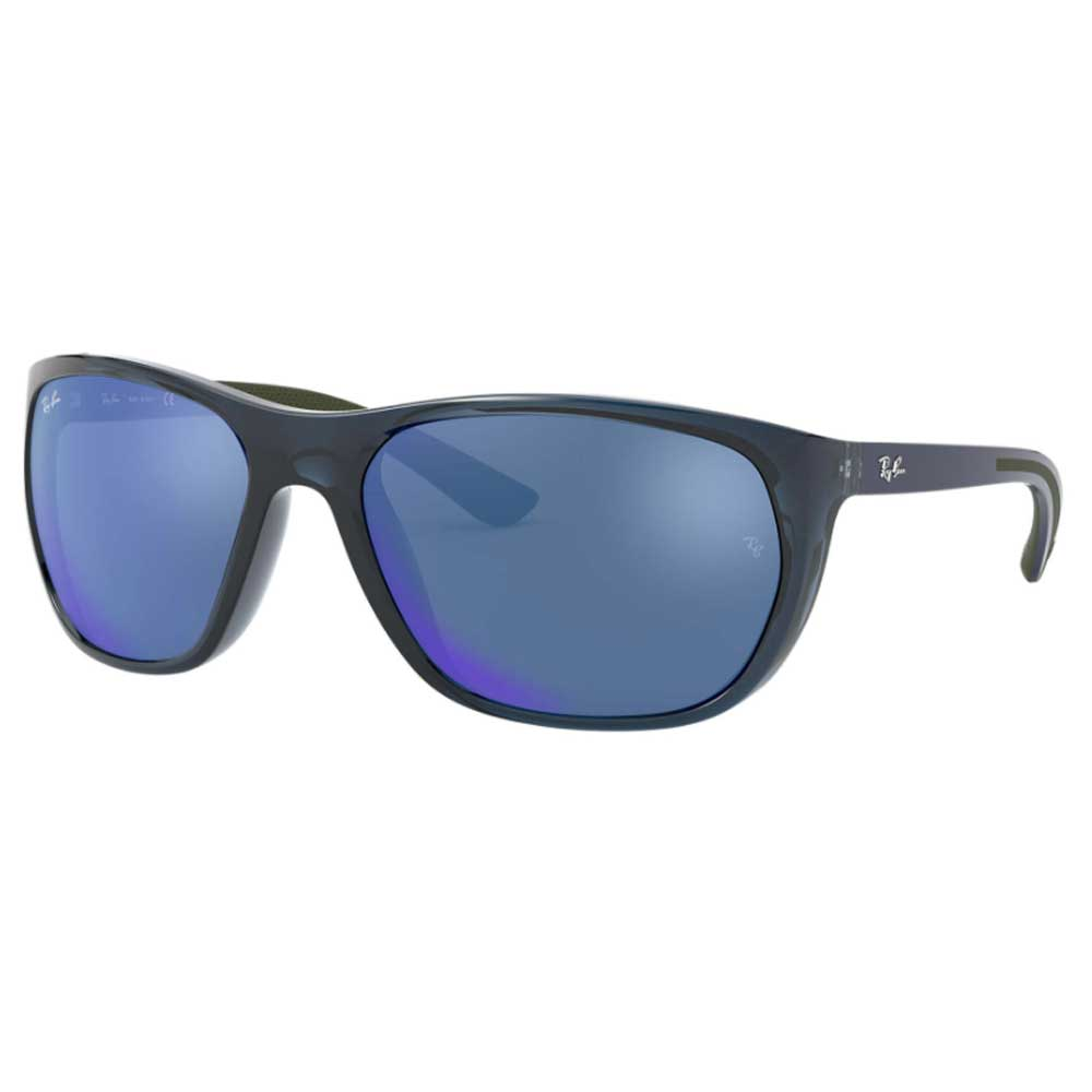 Ray-Ban Squared Black Sunglasses ACCESSORIES - Additional Accessories - Sunglasses RAYBAN Teskeys