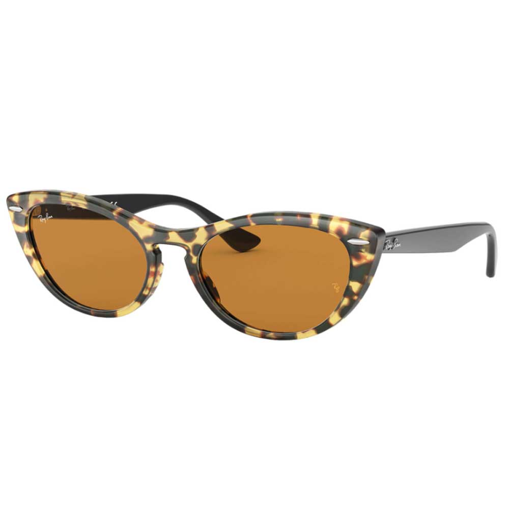 Ray-Ban Nina Yellow Havana Sunglasses ACCESSORIES - Additional Accessories - Sunglasses RAYBAN Teskeys
