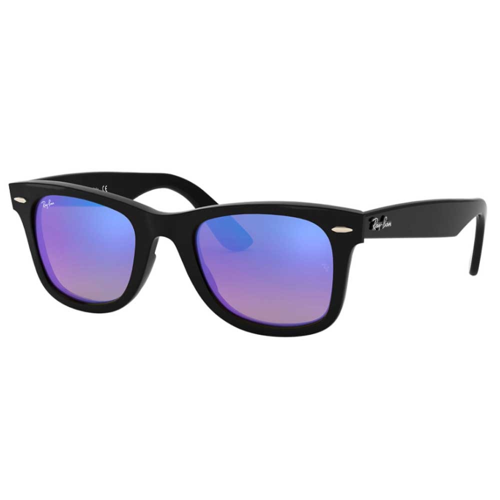 RayBan Wayfarer Ease Blue Gradient Flash Sunglasses ACCESSORIES - Additional Accessories - Sunglasses RAYBAN Teskeys