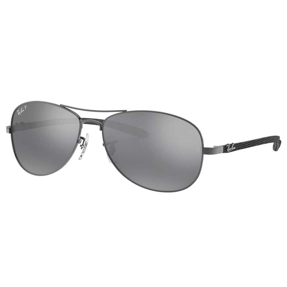 RayBan Monel Aviator Polarized Sunglasses ACCESSORIES - Additional Accessories - Sunglasses RAYBAN Teskeys