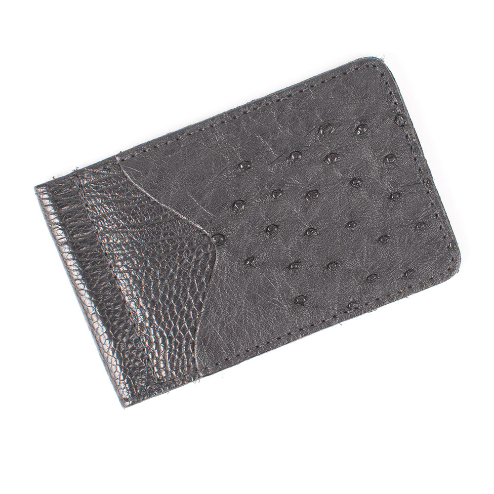 Ostrich Bi-Fold Wallet MEN - Accessories - Wallets & Money Clips RIOS OF MERCEDES BOOT CO. Teskeys