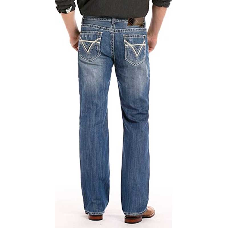 Rock & Roll Double Barrel Relaxed Fit Straight Leg Jean