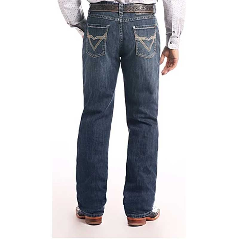 Rock & Roll Tuf Cooper Competition Fit Reflex Jean MEN - Clothing - Jeans PANHANDLE SLIM Teskeys