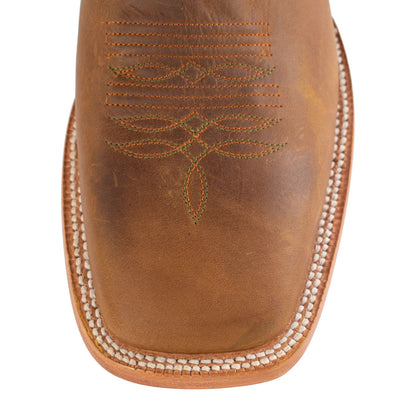 R. Watson Mad Cat Tan Cowhide Boot MEN - Footwear - Western Boots R WATSON Teskeys
