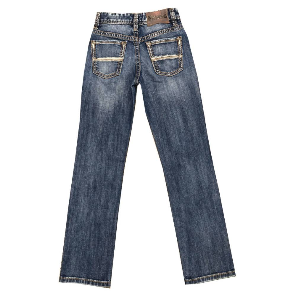 Rock & Roll Denim Boy's Reflex Revolver Jeans KIDS - Boys - Clothing - Jeans Panhandle Teskeys