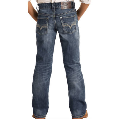 Rock & Roll Denim Boy's Reflex Regular Jeans KIDS - Boys - Clothing - Jeans Panhandle Teskeys