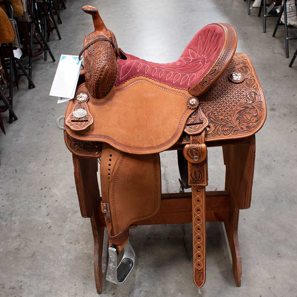 "14"" MARTIN BARREL SADDLE"