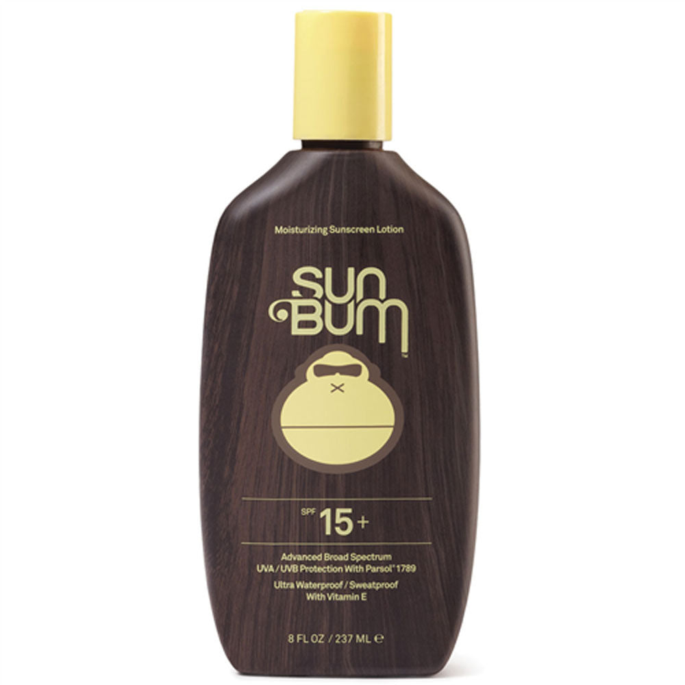 Sun Bum SPF 15+ Moisturizing Sunscreen Lotion 8 fl. oz. HOME & GIFTS - Bath & Body - Sunscreen SUN BUM Teskeys