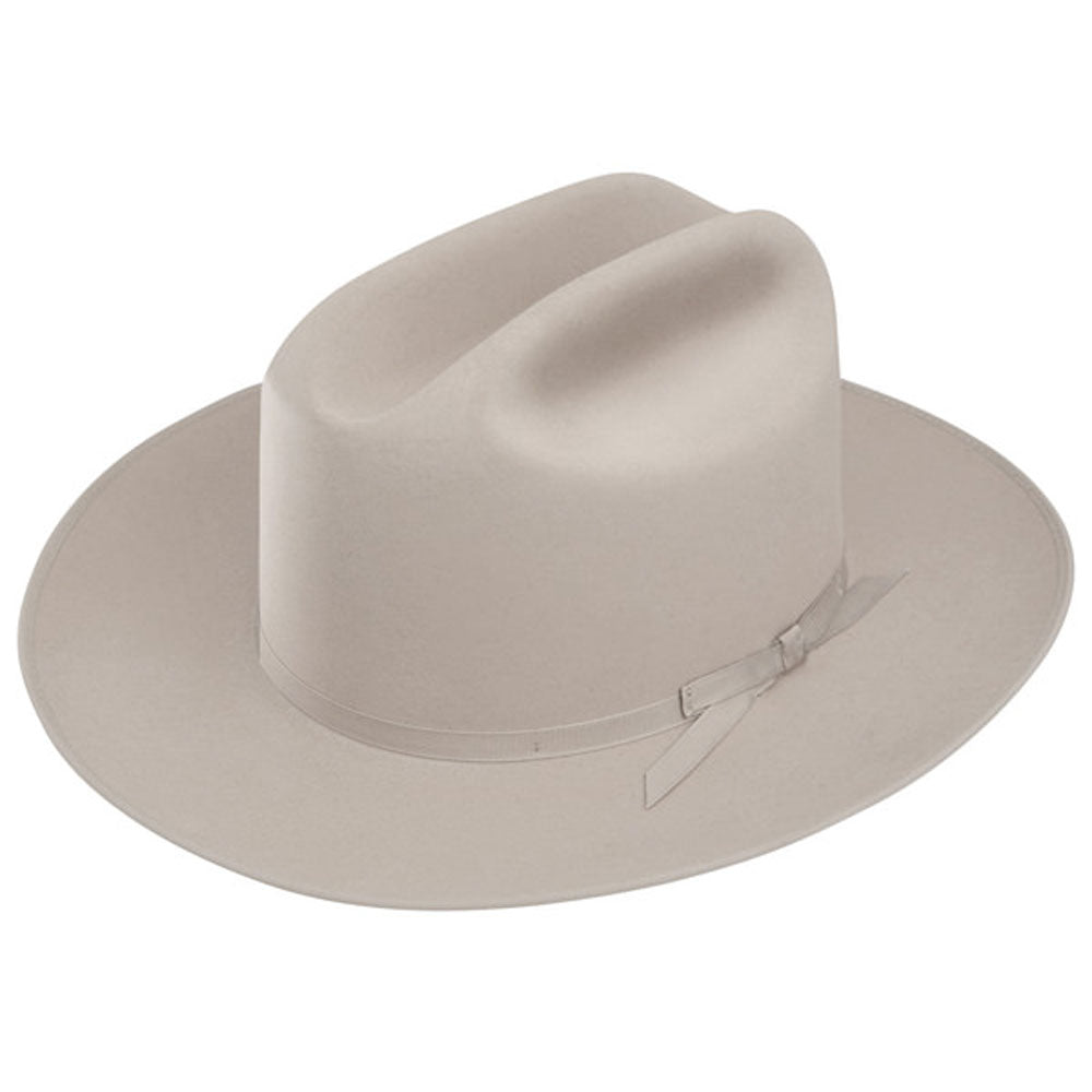 Stetson 6X Open Road Pre-Creased Felt Cowboy Hat HATS - FELT HATS RHE HATCO, INC Teskeys