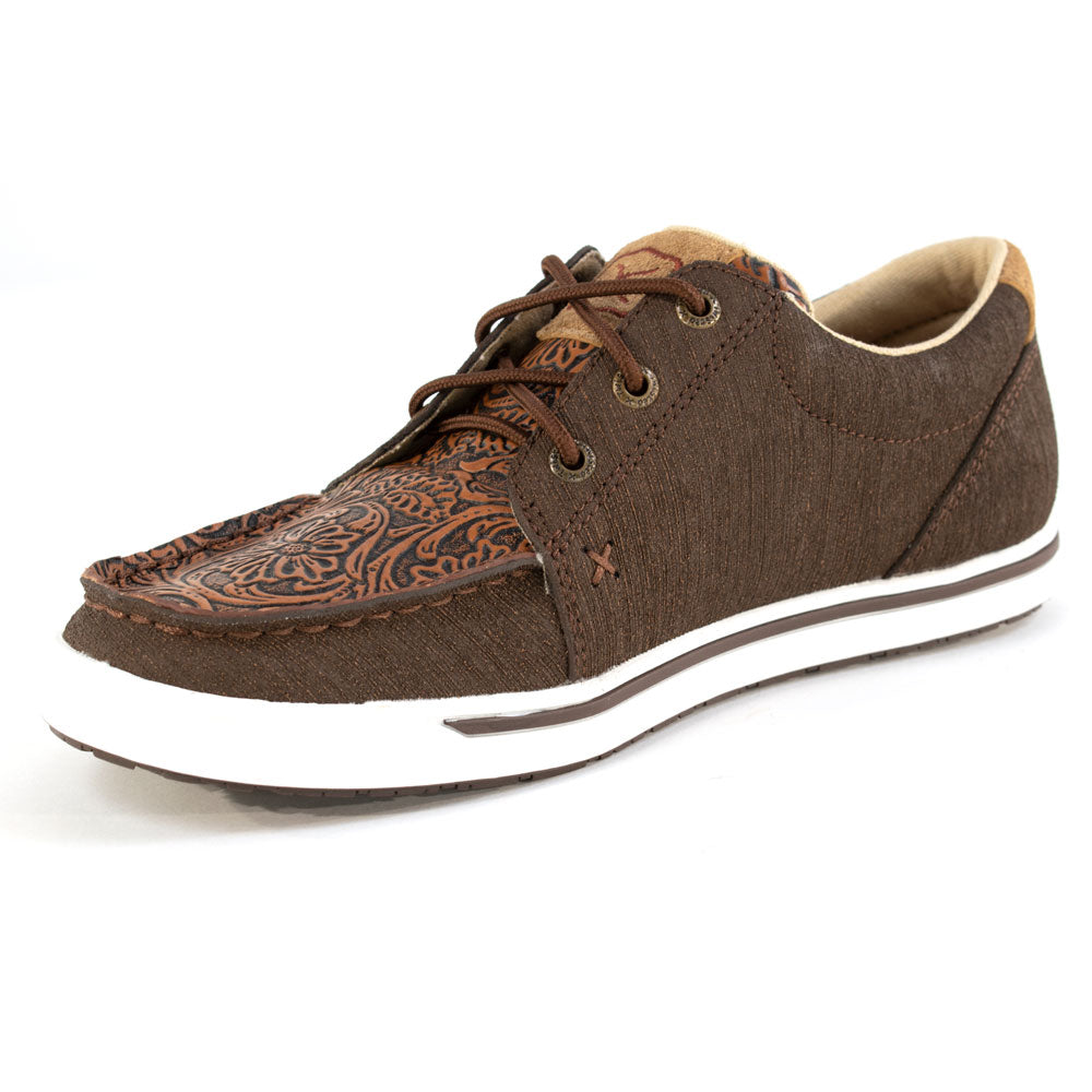 Twisted X Women's Tooled Kicks Casual Shoe WOMEN - Footwear - Casuals TWISTED X Teskeys