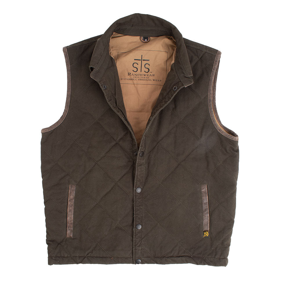 STS Ranchwear Yellowstone Vest MEN - Clothing - Outerwear - Vests STS Ranchwear Teskeys