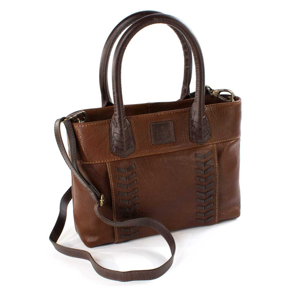 STS Ranchwear Saddle Tramp Satchel WOMEN - Accessories - Handbags - Shoulder Bags STS Ranchwear Teskeys