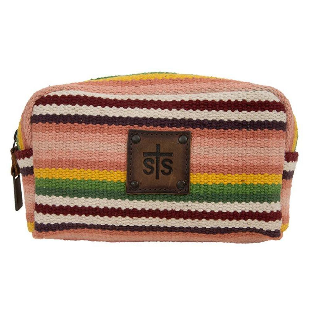 STS Ranchwear Buffalo Girl Bebe Cosmetic Bag ACCESSORIES - Luggage & Travel - Cosmetic Bags STS Ranchwear Teskeys