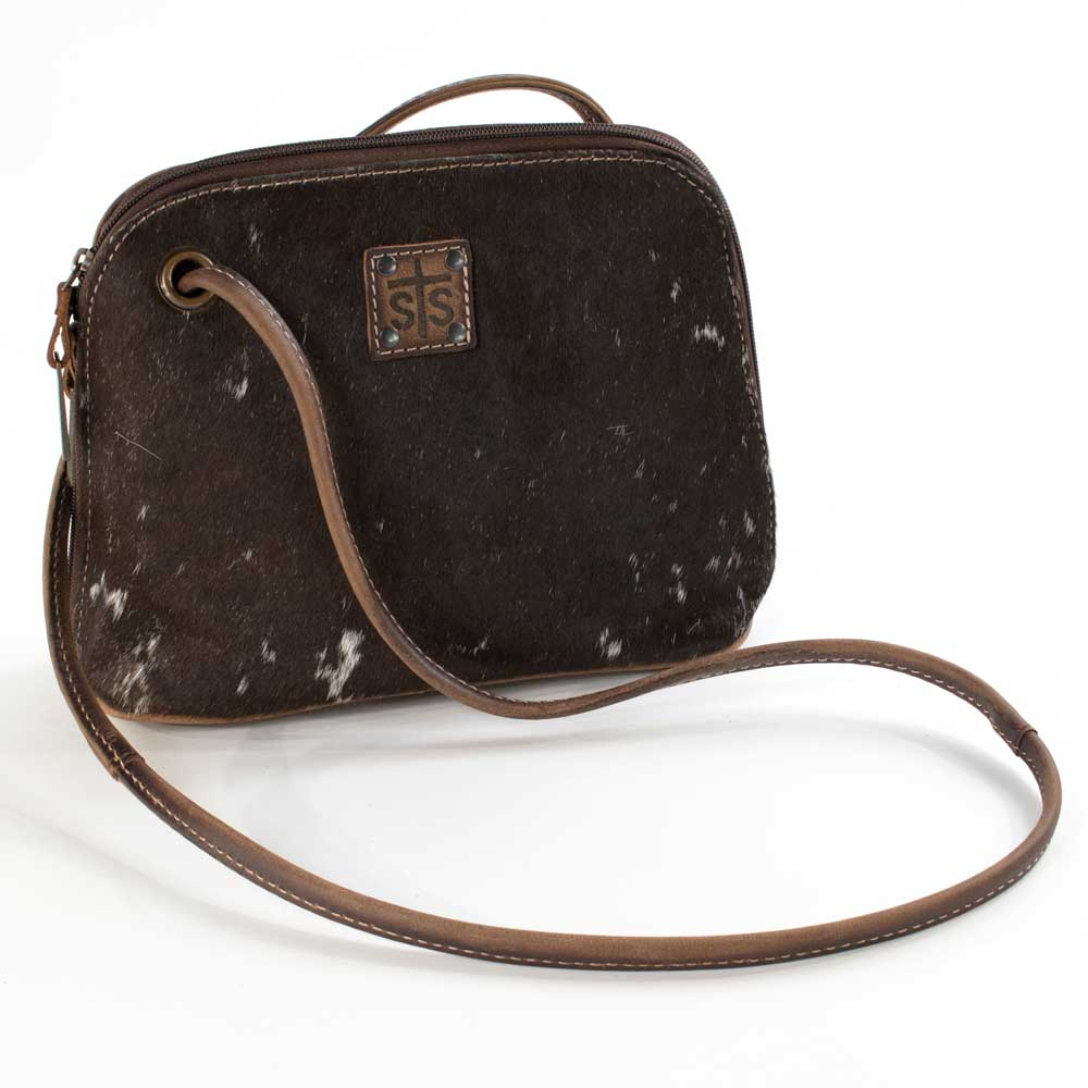STS Ranchwear Cowhide Crossbody Classic WOMEN - Accessories - Handbags - Crossbody bags STS Ranchwear Teskeys