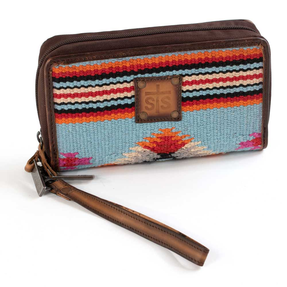 STS Ranchwear Saltillo Kacy Organizer WOMEN - Accessories - Handbags - Wallets STS Ranchwear Teskeys