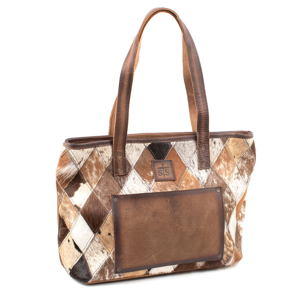 STS Ranchwear Diamond Cowhide Basic Tote WOMEN - Accessories - Handbags - Tote Bags STS Ranchwear Teskeys