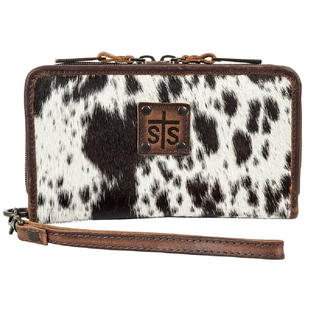 STS Ranchwear Kacy Organizer - Cowhide WOMEN - Accessories - Handbags - Wallets Teskeys Teskeys