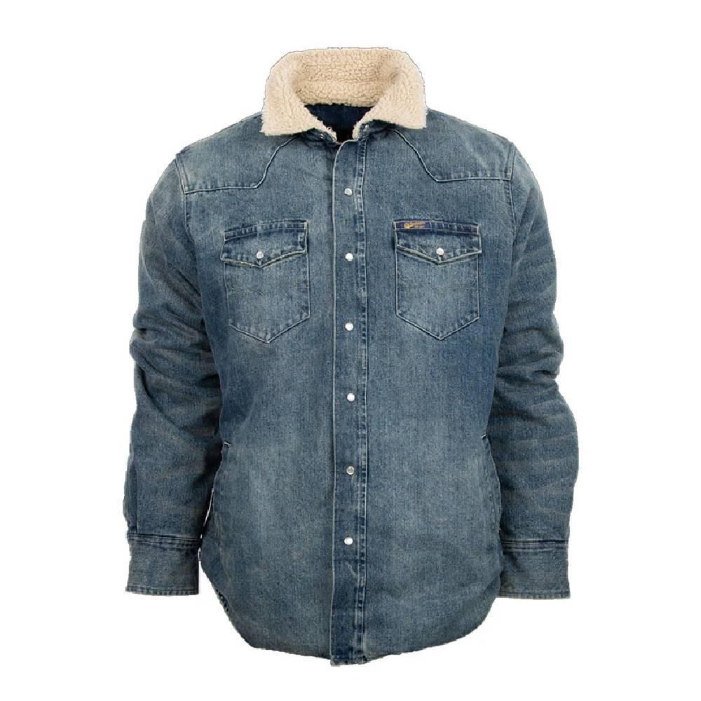 STS Ranchwear Youth Clifdale Denim Jacket KIDS - Boys - Clothing - Outerwear - Jackets STS Ranchwear Teskeys
