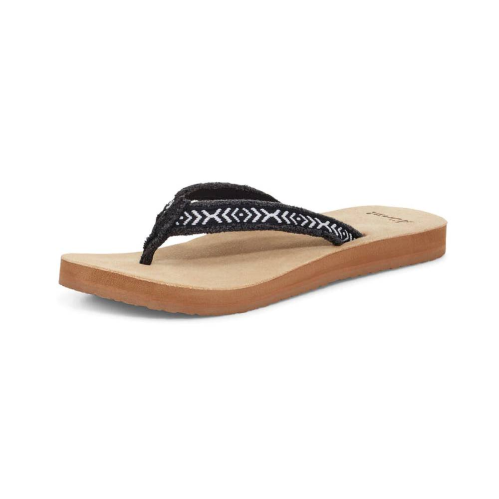Sanuk Fraidy Tribal Hemp Sandal WOMEN - Footwear - Sandals SANUK Teskeys