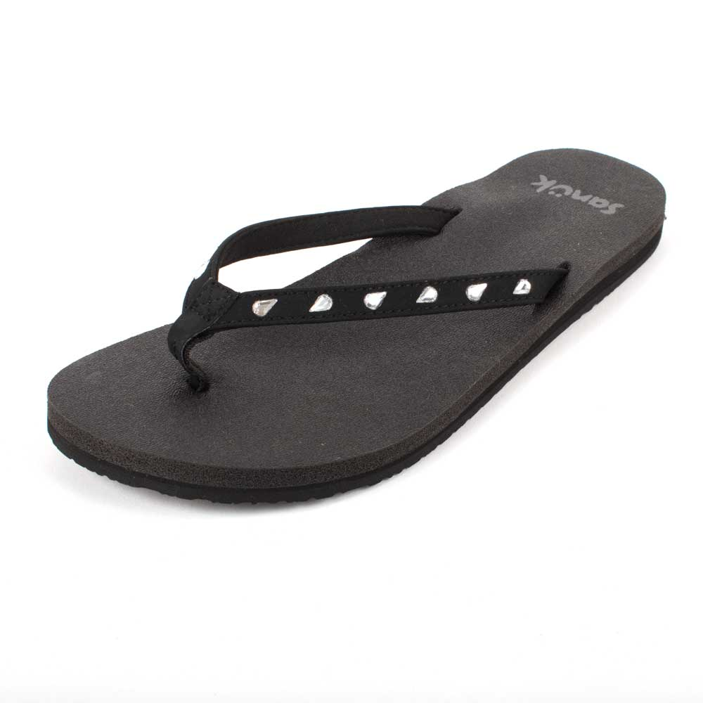 Sanuk Yoga Joy Bling Flip Flop WOMEN - Footwear - Sandals SANUK Teskeys