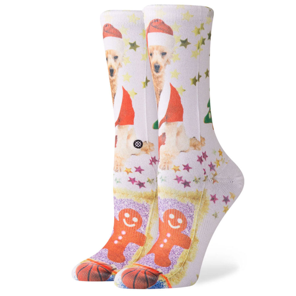 Stance Mrs. Paws Tomboy Light Socks WOMEN - Clothing - Intimates & Hosiery STANCE Teskeys
