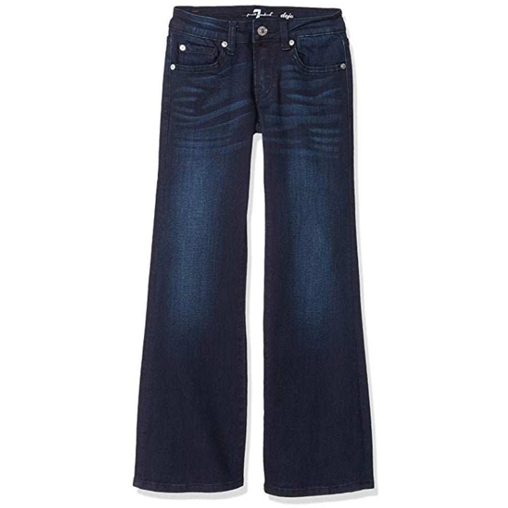 7 For All Mankind Girls' Big Dojo Jean KIDS - Girls - Clothing - Jeans 7FAM KIDS Teskeys