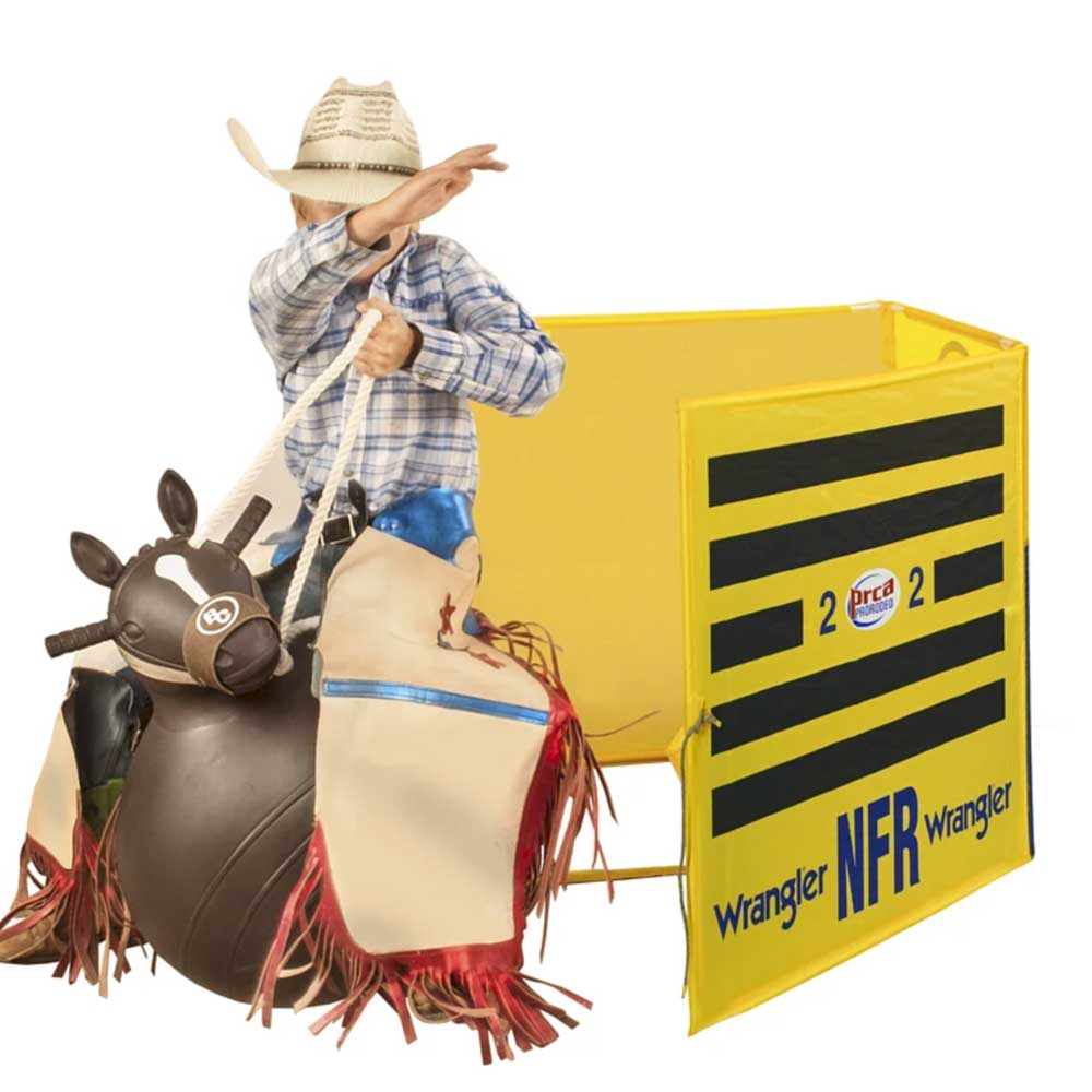 Big Country Pretend Play NFR Bucking Chute Farm & Ranch - Toys and DVDs Big Country Toys Teskeys