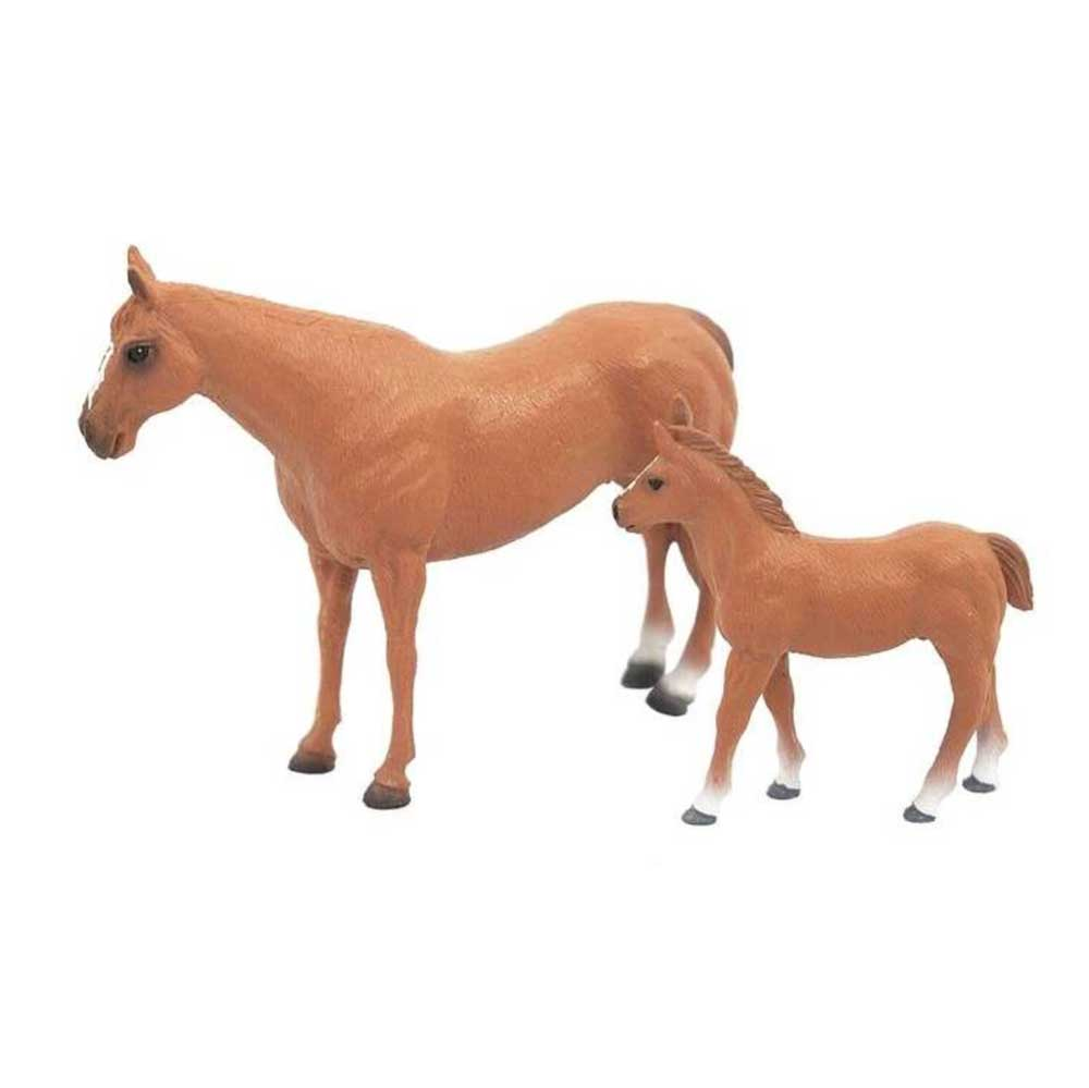 Big Country Quarter Horse Mare & Colt Farm & Ranch - Toys and DVDs Big Country Toys Teskeys