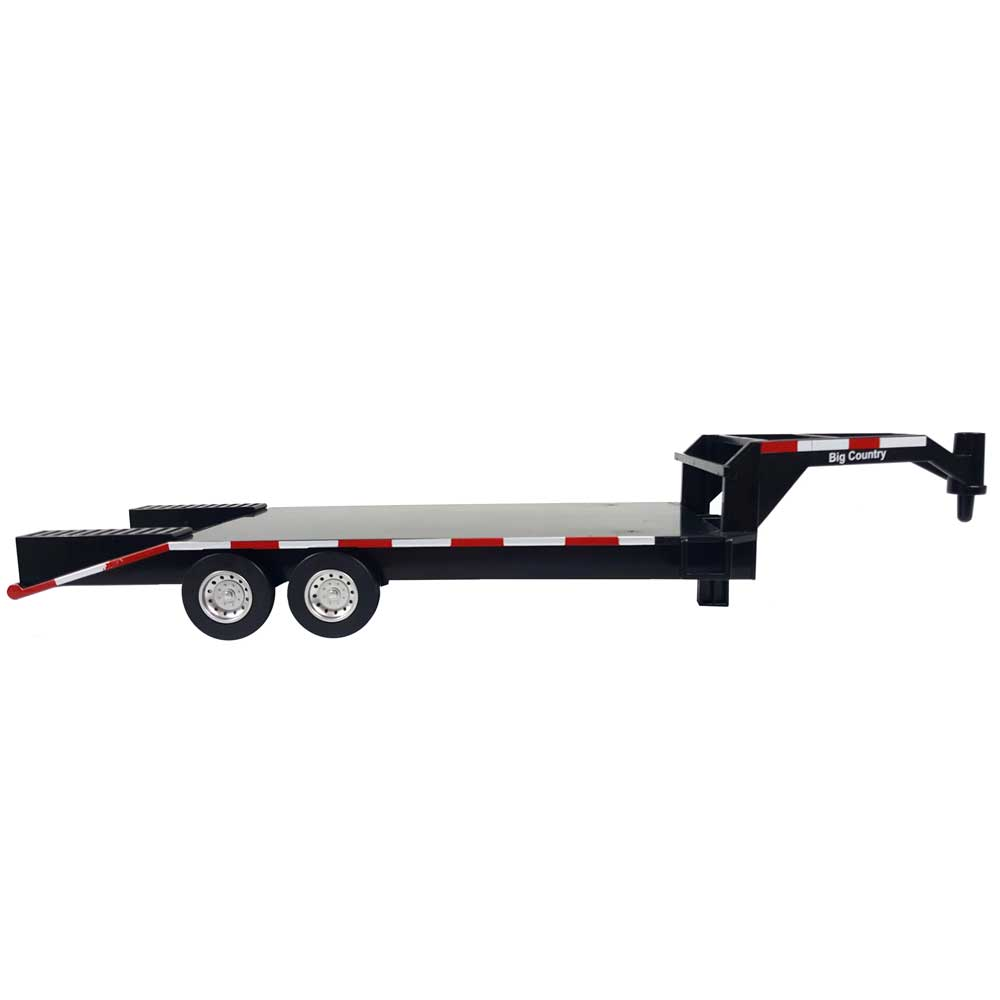Big Country Flatbed Gooseneck Trailer Farm & Ranch - Toys and DVDs Big Country Toys Teskeys